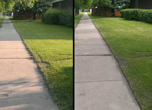 Edging Your Lawn – The Rigth Way
