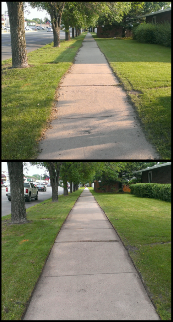Edging Your Lawn The Right Way All Terrain Grounds Maintenance